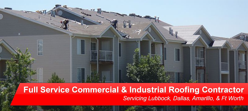 Full Service Commercial Industrial Roofing Contractor