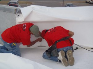 Shuff Construction is an efficient local commercial roofing contractor.